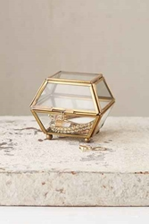Magical Thinking Faceted Glass Vanity Box Urban Outfitters