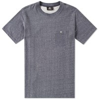 Paul Smith Twisted Marl Pocket Tee Grey