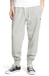 Men's Converse 'Core' Sweatpants Vintage Grey