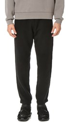Alexander Wang Piping Sweatpants Black