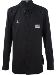 Ktz 'Patches' Shirt Black