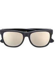 Retrosuperfuture 'Classic Specular' Sunglasses Black