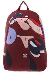 Adidas Originals Rucksack Burgund Multicolor Dark Red