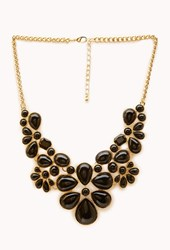 Forever 21 Bold Bauble Bib Necklace
