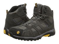 Jack Wolfskin Vojo Hike Mid Texapore Burly Yellow Men's Shoes