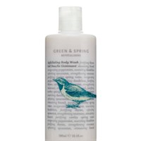 Green And Spring Revitalising Exfoliating Body Wash