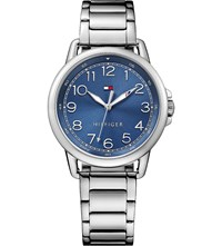 Tommy Hilfiger 1781655 Stainless Steel Watch Blue