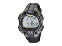 Timex Ironman Core 50 Lap Full Size Black Yellow Resin Sport Watches
