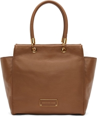 Marc By Marc Jacobs Tan Leather Bentley Shoulder Bag