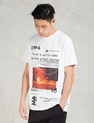 Blood Brother White Venture T Shirt