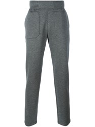 Givenchy Straight Leg Trousers Grey