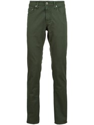 Ag Jeans 'Nomad Sulfur' Green