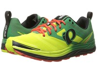 Pearl Izumi Em Trail N 2 V3 Amazon Lime Men's Running Shoes Green