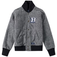 Bleu De Paname Teddy Jacket Grey