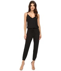 Lanston Cami Jumpsuit Black Women's Jumpsuit And Rompers One Piece