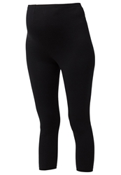 Mama Licious Mlsofia 2 Pack Leggings Black