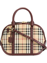 Burberry 'The Small Orchard' Tote Nude And Neutrals