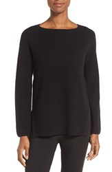 Nordstrom Women's Collection Bateau Neck Cashmere Pullover