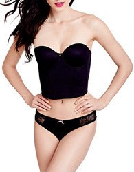 Betsey Johnson Forever Perfect Bustier Black