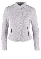 Vero Moda Vmmei Blazer Light Grey Mottled Light Grey