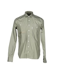 Mario Matteo Shirts Shirts Men Grey