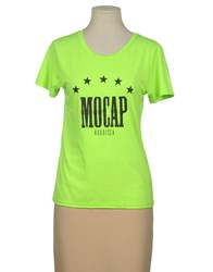 Boudicca Topwear Short Sleeve T Shirts Women Acid Green