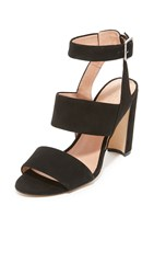 Madewell Octavia Sandals True Black