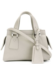 Giorgio Armani Small Tote Bag Nude And Neutrals
