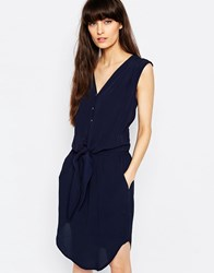Selected Miva Sleeveless Dress Navy Blazer