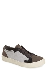 'Ica' Sneaker Men Anthracite Grey Black Grey