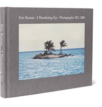 Abrams A Wandering Eye Hardcover Book Gray