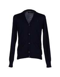 Jeckerson Cardigans Dark Blue