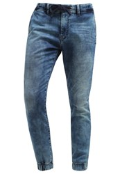 Pepe Jeans Slack Relaxed Fit Jeans H55 Blue Denim