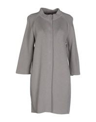 Charlott Coats And Jackets Full Length Jackets Women Grey