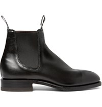R.M. Williams Craftsman Leather Chelsea Boots Black