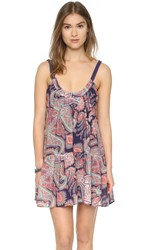 Suboo Kasbah Mini Beach Dress Multi