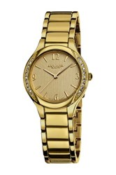 Akribos Xxiv Women's Swiss Quartz Watch Metallic