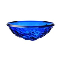 Kartell Moon Bowl Blue