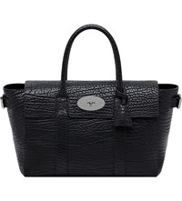 Mulberry Bayswater Buckle Tote Black