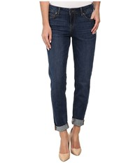 Cj By Cookie Johnson Glory Slim Boyfriend Jeans In Tex Tex Women's Jeans Blue