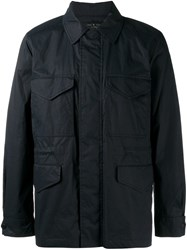 Rag And Bone 'Reinauer' Field Jacket Blue