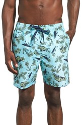 Men's Sperry 'Coastal Cruisin' Volley Swim Trunks