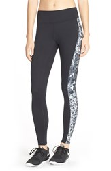 Hurley Dri Fit Leggings Black Resin
