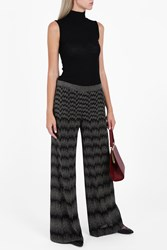 Missoni Women S Lam Trousers Boutique1 Bronze