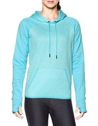 Under Armour Water Resistant Hooded Pullover Blue