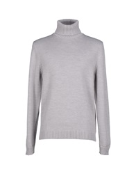 Zanone Turtlenecks Light Grey