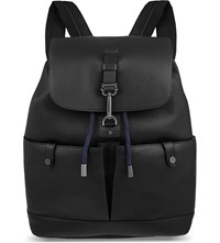 Mulberry Marty Leather Backpack Black