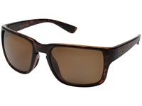 Zeal Optics Cascade Tortoise Copper Polarized Lens Sport Sunglasses Brown