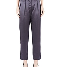 Acne Studios Daber Satin Pants Grey