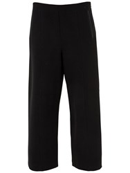 Ted Baker Taalit Textured Culottes Black